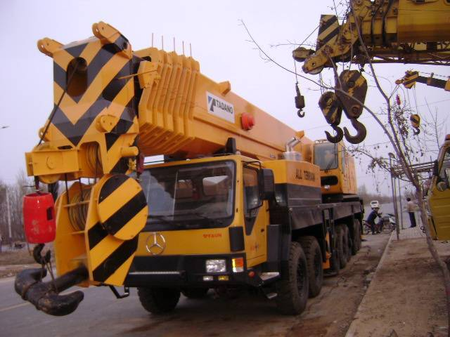 Original Used Crane TG 2500M +8618221102858