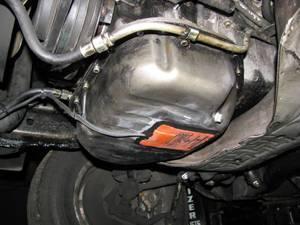 engine oil tank heater