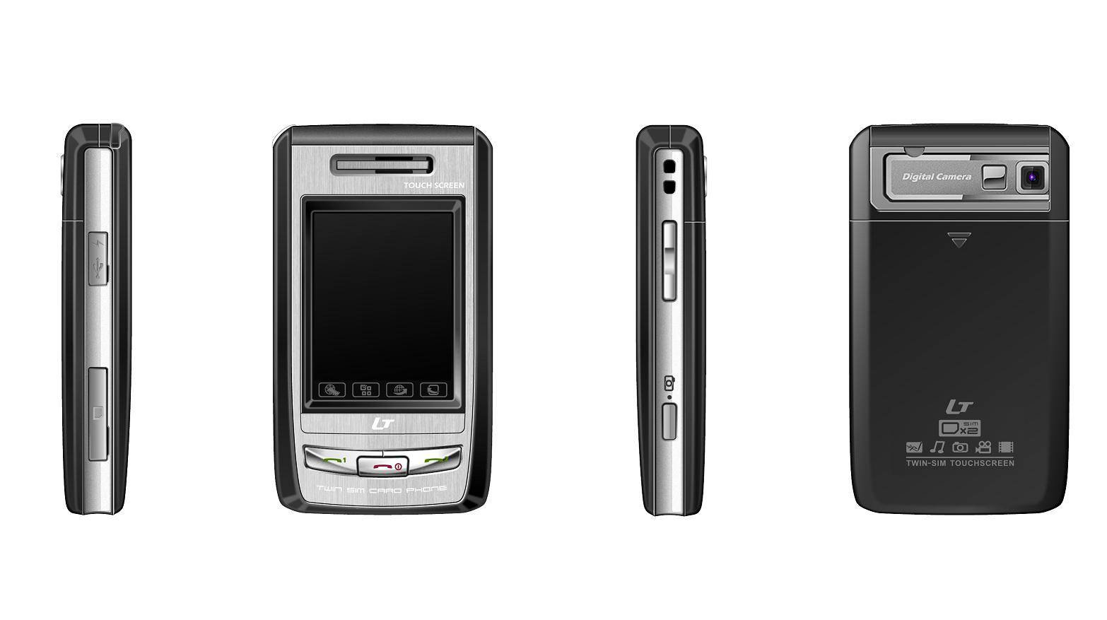 dual gsm, dual sim, dual working mobile phone (cell phone) X01