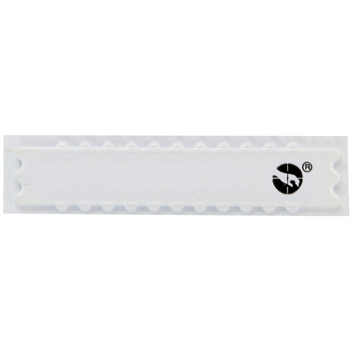Genuine ZLAPXS1 Plain White Sheet 58KHz AM DR Label for Supermarket EAS Sensormatic Anti-theft Syste