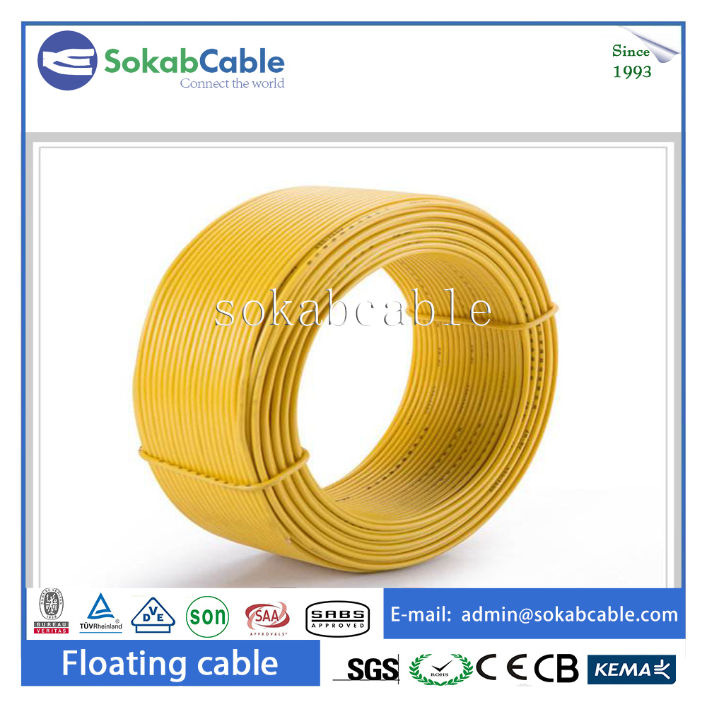 PVC thermoplastic insulated wire