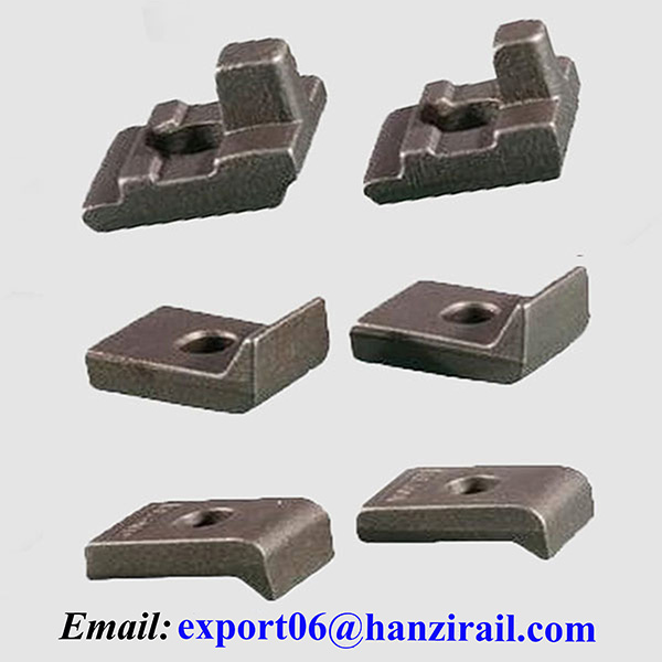 Railway Accessory Steel Rail Clamp
