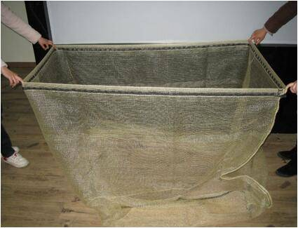 FIREWOOD PACKING PP LENO MESH BAG MADE IN CHINA