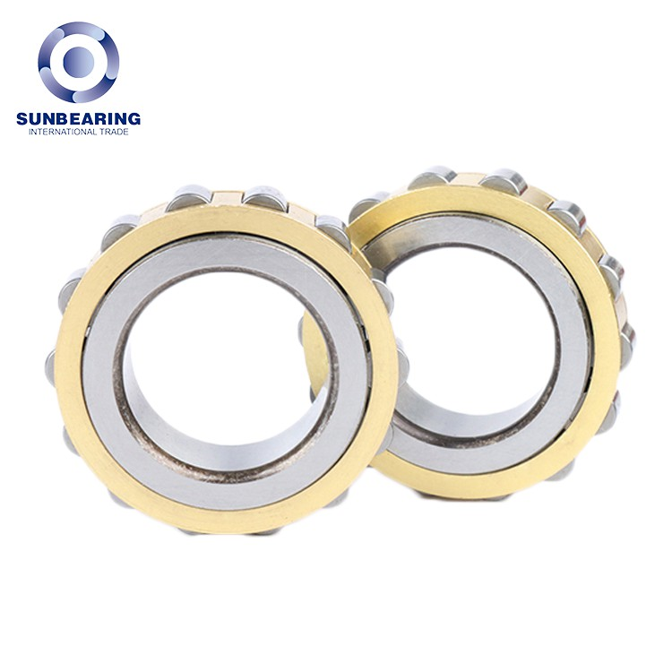 RN206 Cylindrical Roller Bearing 3053.516mm Single Row SUNBEARING