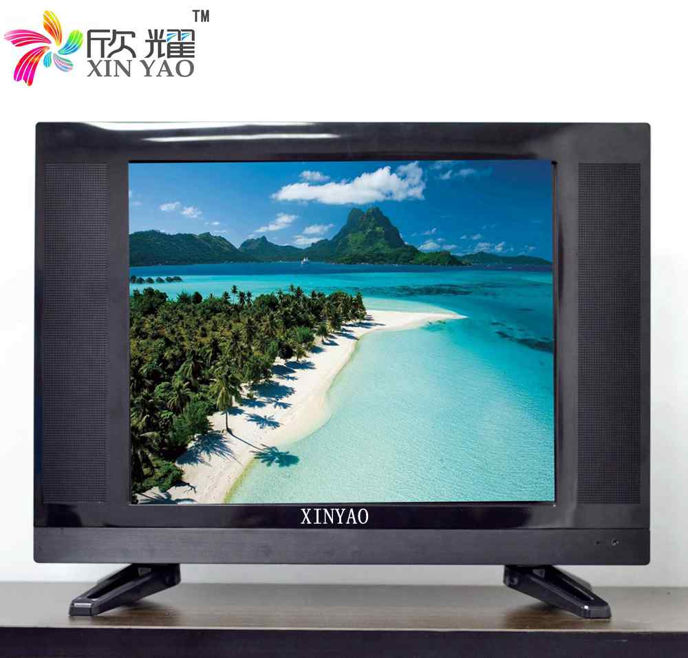 "15"" 17"" 19"" A grade quality with low cheap price square led tv"