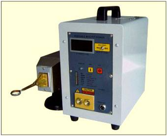 h-high frequency induction heating machine