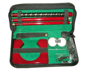 Golf Putter Gift Set(Wooden)