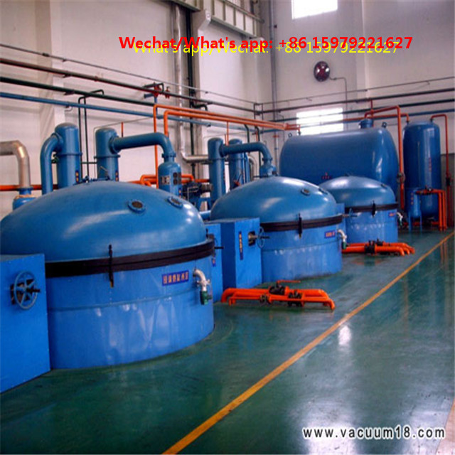 China Professional Manufacture Vacuum Pressure Impregnation VPI System for Auto Motor