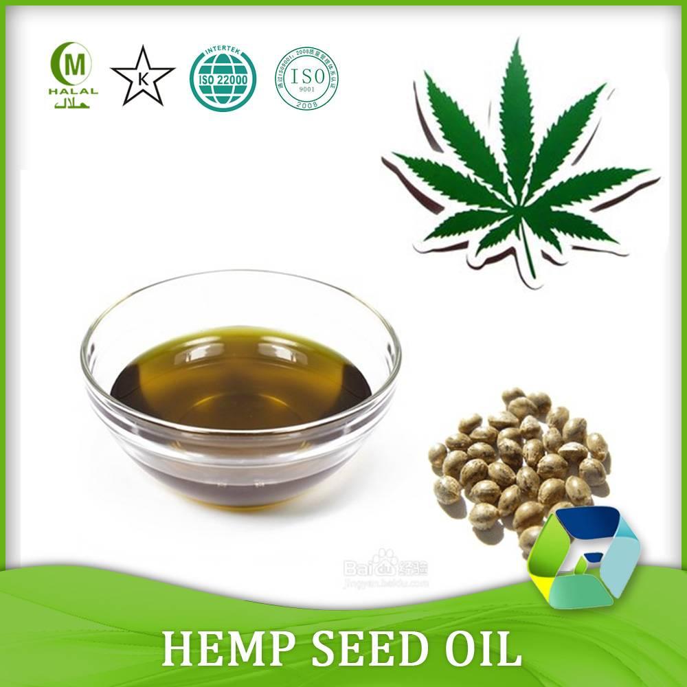 Cosmetic Grade-Pure Hemp seed oil bulk