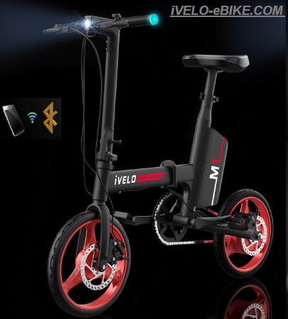 ivelo electric bike m1 bicycle