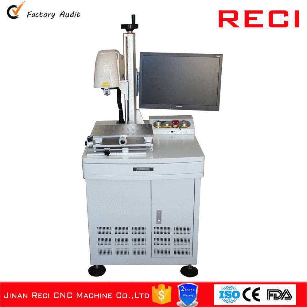 Desktop Laser Marking Machine for Metal Marking
