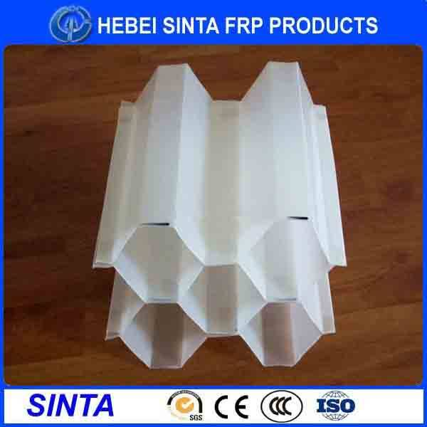 PP 80mm Honeycomb inclined pipe for wastewater treatment tank
