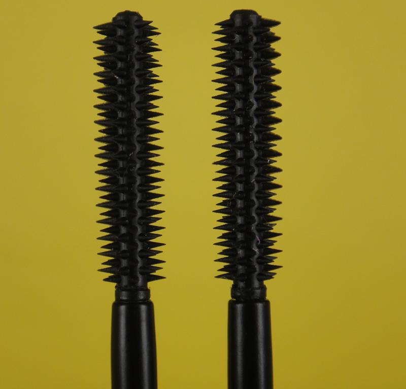 2017 Popular Korean Plastic Silicone Nylon Eyelash Eyebrow Eyeliner Mascara Brushes Tips Heads QZ-27