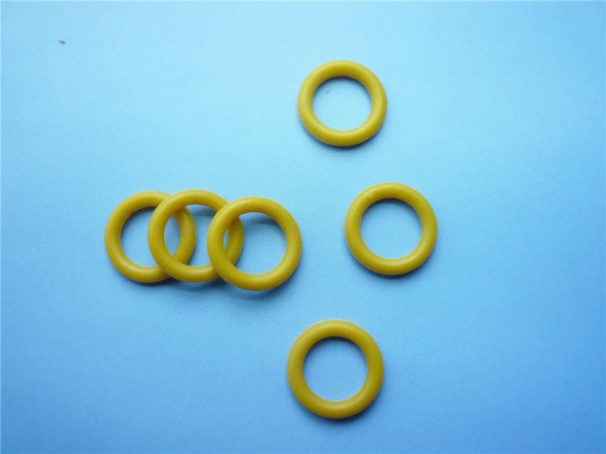 Rubber Ring /Yellow silicone o ring/Aflas O Ring