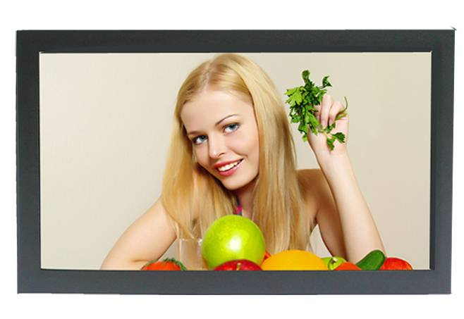 10inch Full HD VGA DVI 12v battery hdmi multi LCD video player monitor displayer