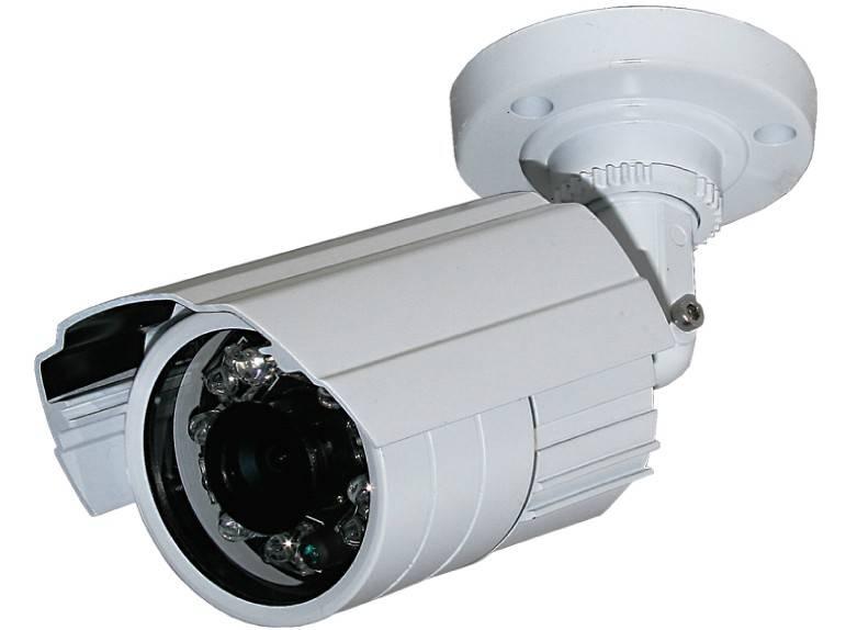 "HD-CVI solution 1/3"" Aptina CMOS sensor 1.3Megapixel/720P,3.6mm,weatherproof camera"