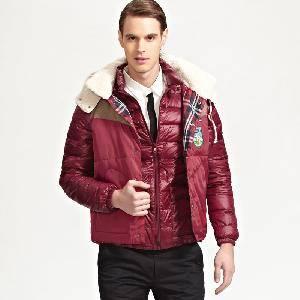 Men's Cotton Coat