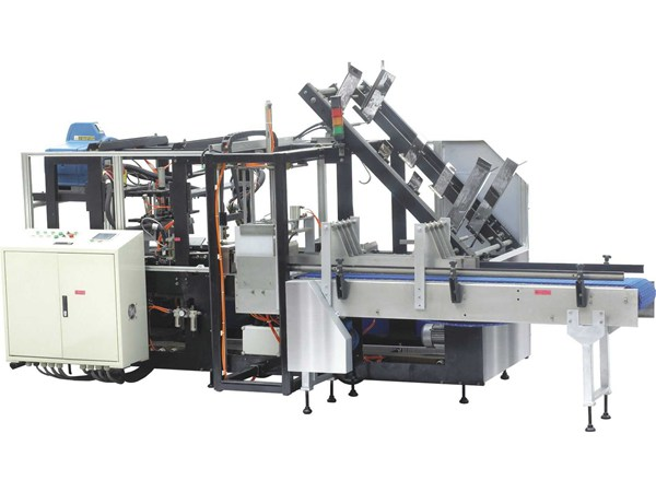 One-piece Carton Wrapping Machine LC-ZX20T