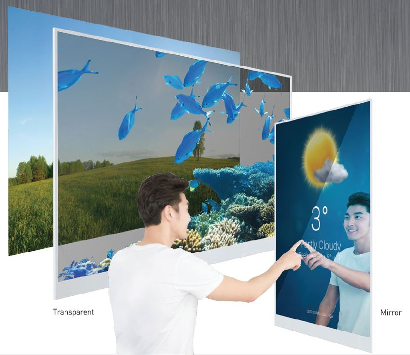 OLED Series(Mirror&Transparent)