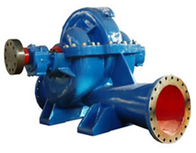 SA series single stage double suction axially split pump