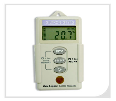 Thermo Recorder (Water Proof) GT340