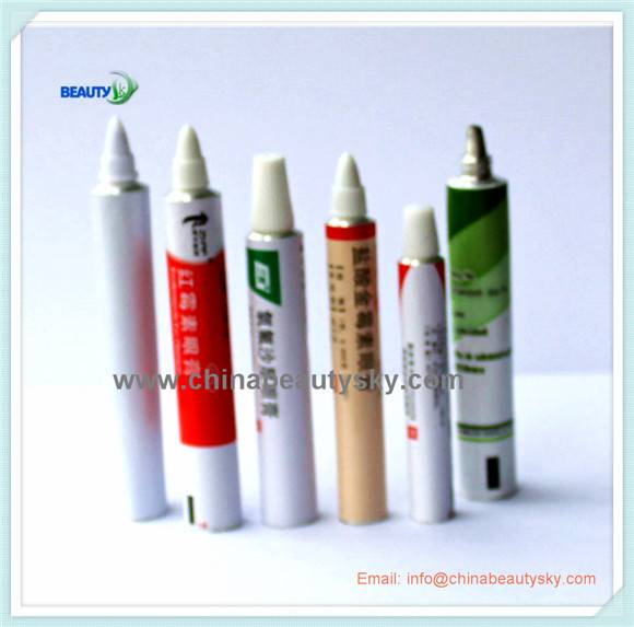 Pharmaceutical Packaging Tubes Airless Aluminum Tubes for Eye Ointment tube skin care tube