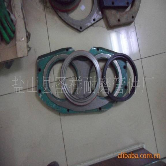 ZOOMLION Type 260 Plate Cutting Ring Glasses Plate