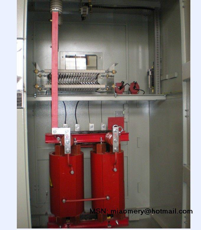 50Hz and 60 Hz Electrical Earthing Resistance Cabinet
