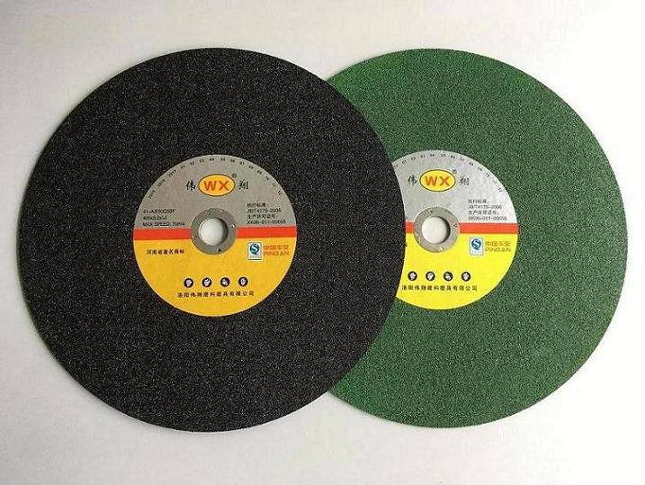 High speed resin cutting discs