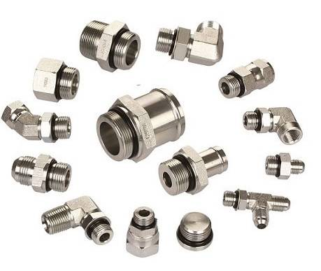 Adaptors with O-Ring Groove