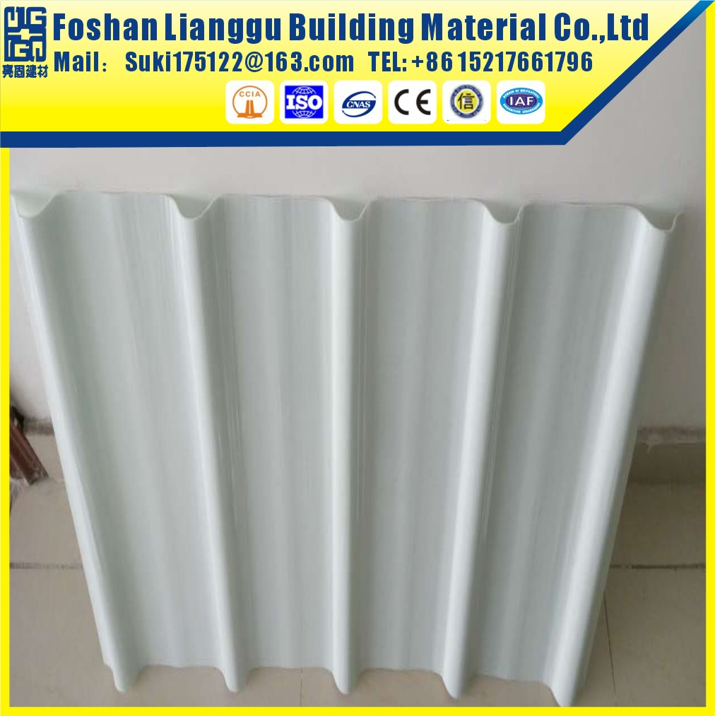 High-strength plastic Plate Special Use Roofing Application waterproof building materials roof sheet
