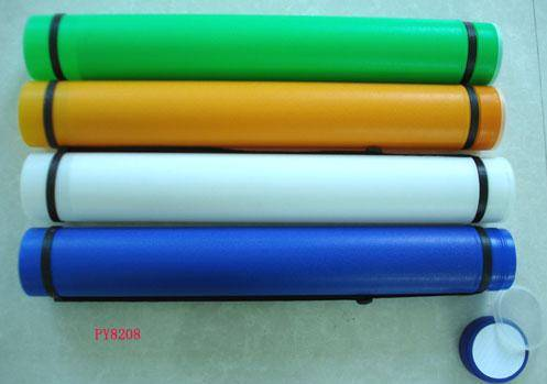 Colorful Plastic Drafting Tube for Artists 8208