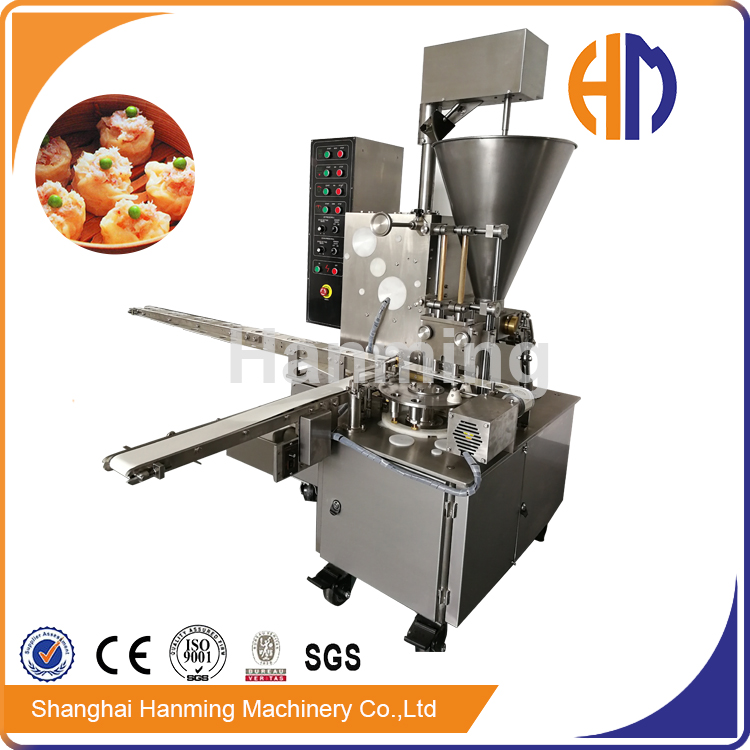 HM-860 semi-automatic siomai making machine with capacity 1000 to 3000 pcs/hr
