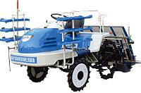 High-speed Rice transplanter Model 2ZG630A