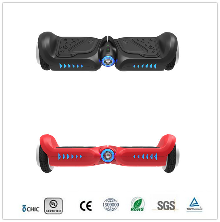Kid toy Self Balancing scooter 2 wheels Skate Board LED Electric Drifting