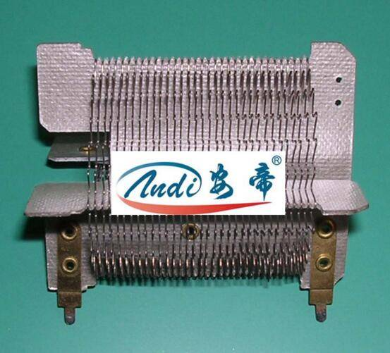 Heating core, shoe drying machine, drying machine, heater heating core, warm air heater hanger