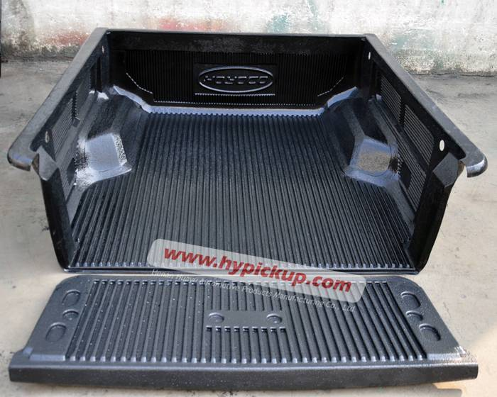 HDPE Ford Ranger bed liners