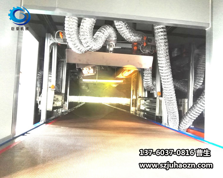 Dust Free UV Painting Line for Plastic Parts