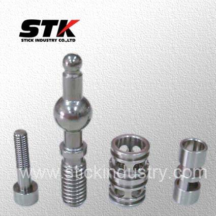 CNC Machining, Machining Parts, Stainless Steel Machined Parts