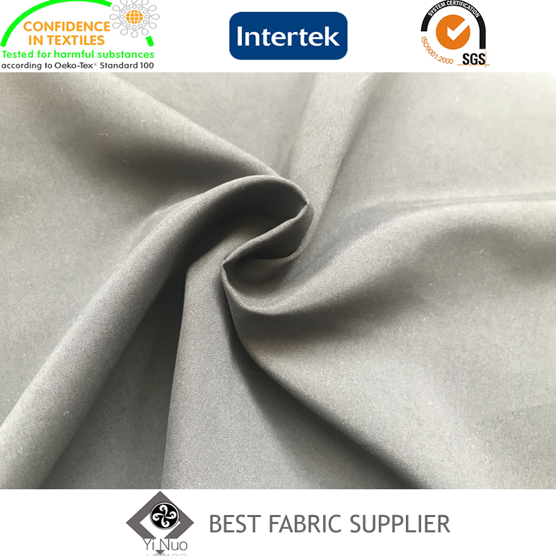 100% Polyester 75D150d Micro Fiber Fabric Peach Skin Fabric