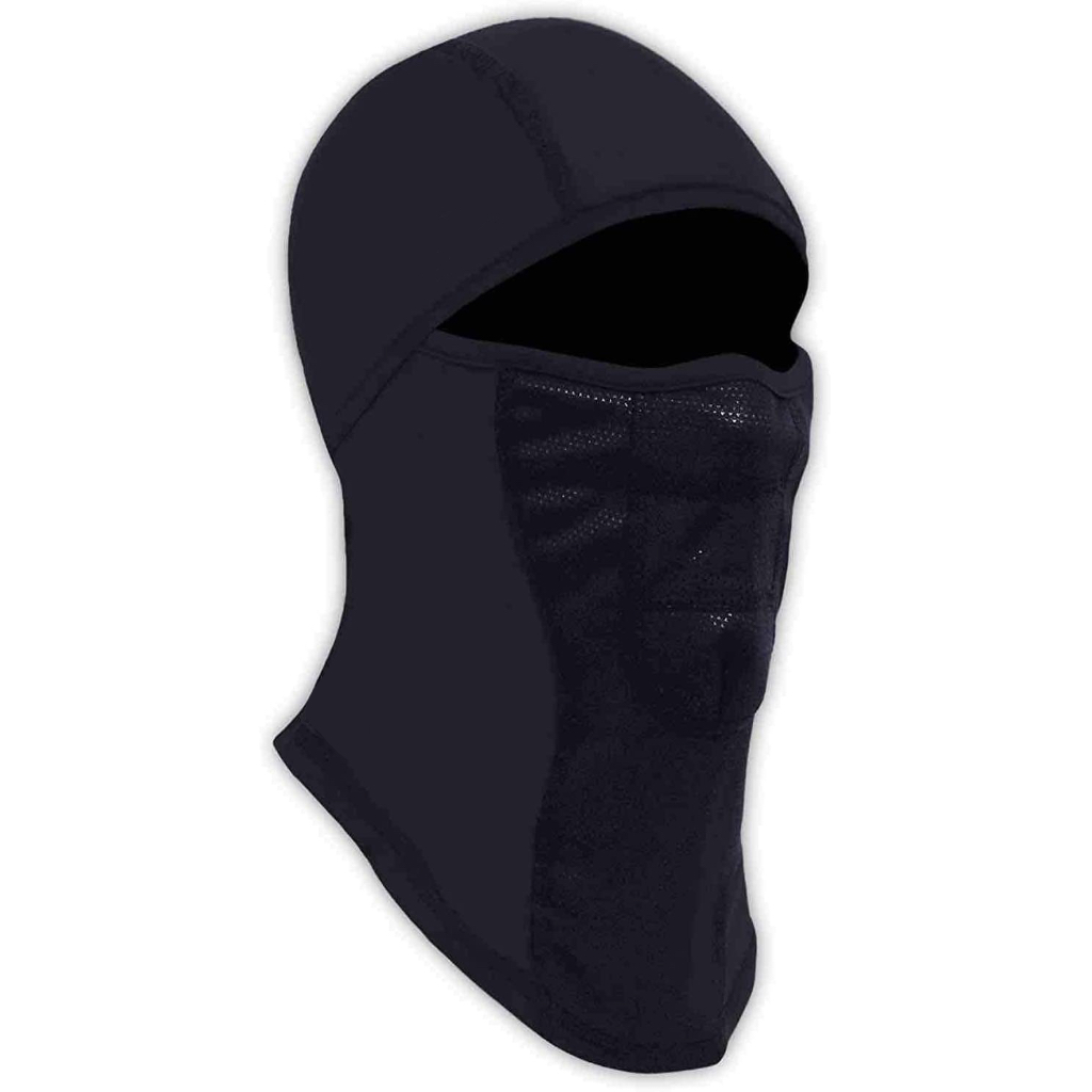 Ski Mask Cold Weather Gear for Skiing, Snowboarding & Motorcycle Riding Black