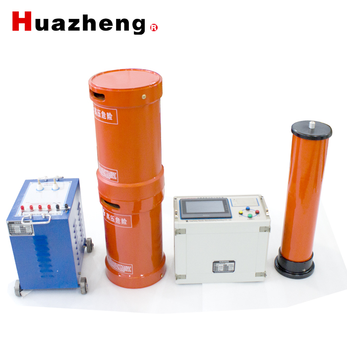 108kv 108kva Variable Frequency High Voltage AC Series Resonant Test System