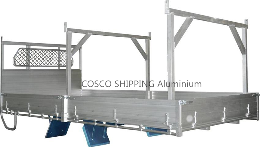 aluminum pick up bed