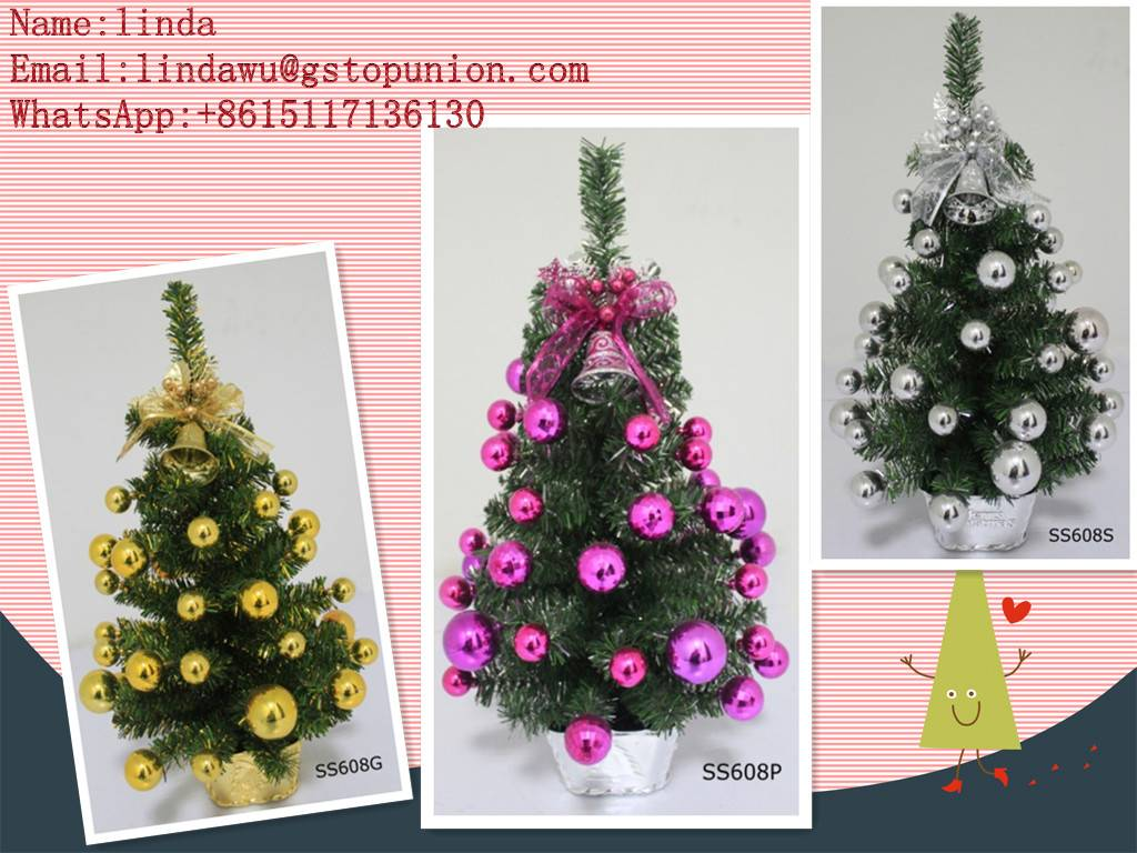 Home Decoration China Manufacturer Artifical  Christmas tree