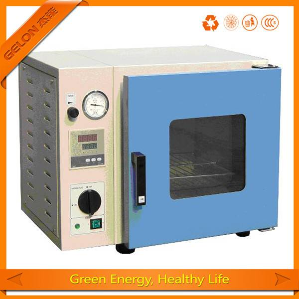 Small Vacuum Oven for Lithium battery laboratory