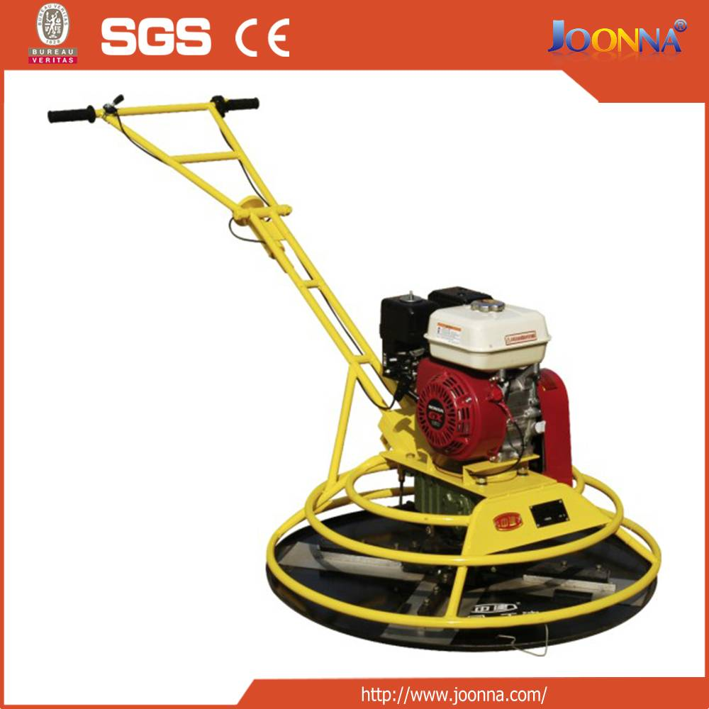 High quality honda engine power trowel