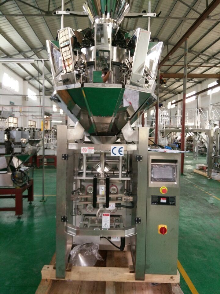 Automatic Vertical Granule Cookie Candy Snacks Packing Machine