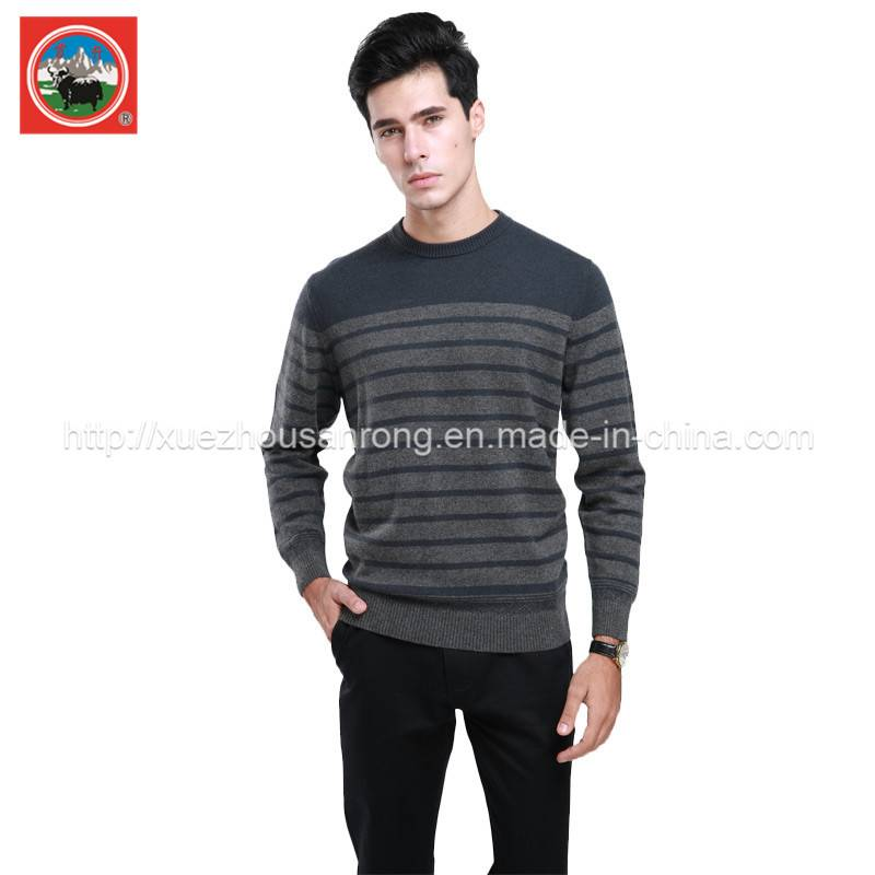 Men's yak wool &tibet-sheep wool pullover/cardigan knitwear clothing