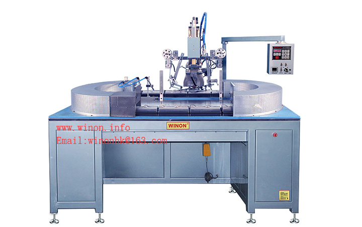 Winon supply stamping machine ,hot transfer printing machine automation