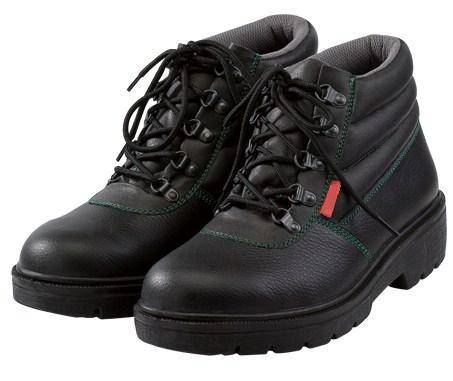 insulating safety shoes with steel toe